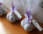 Seed Bomb Wedding Favor | Lavender Themed Wedding Ideas Flower Seed Bombs | Unique Wedding Favors  Wedding Guest Gifts |Wedding Favour ideas