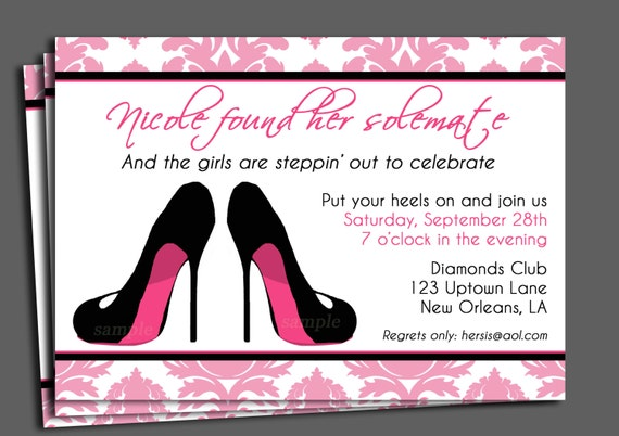 Create Bachelorette Party Invitations Online was adorable invitation template