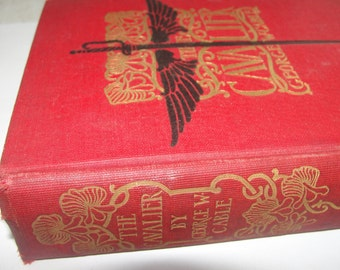 Rare first edition The Cavalier George W Cable