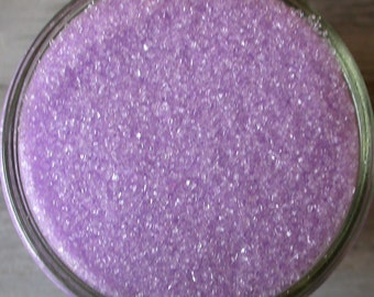 Sprinkles, 3 oz - Lilac Light Purple Sanding Sugar - For Cupcakes - Cake Pops - Cookies - Dipped Pretzels - Ice Cream - Cakes - Desserts