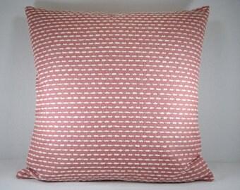 18X18 Designer Accent Toss Decorative Modern Chenille Pillow