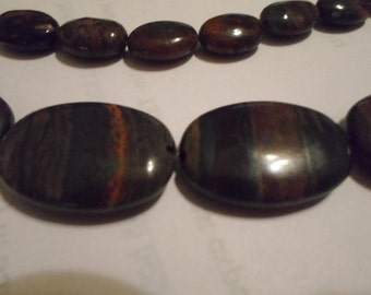 Brown Agate Beads