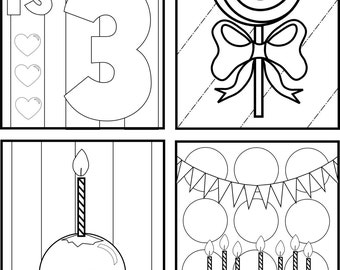 Hearts coloring books
