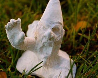 DIY Zombie Gnomes: Legless Larry with Optional Paint Kit