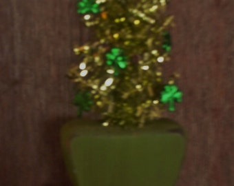 Irish Green St Patricks Tree