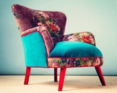 Gobelin Armchair - plymouth pink - namedesignstudio