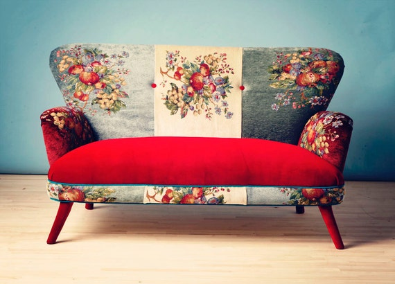 Goblin Sofa - spring rose