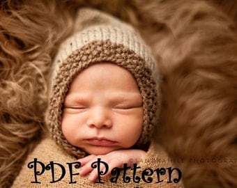 Pixie Hat PDF  - Infant