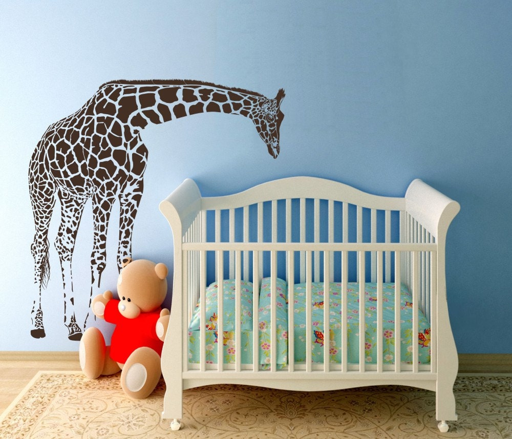 Baby Room Giraffe Lamp