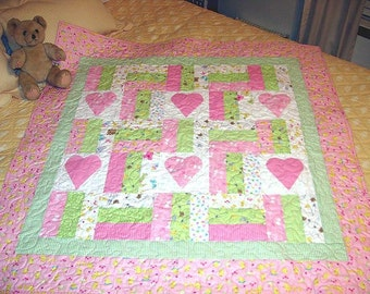 Sweet Baby Dreams Quilt Pattern
