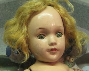 "R&B Beautiful Doll 13"""
