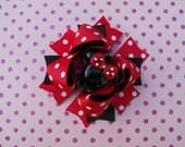 Minnie Mouse Boutique Bow