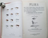Fly Fishing Flies VIntage Book