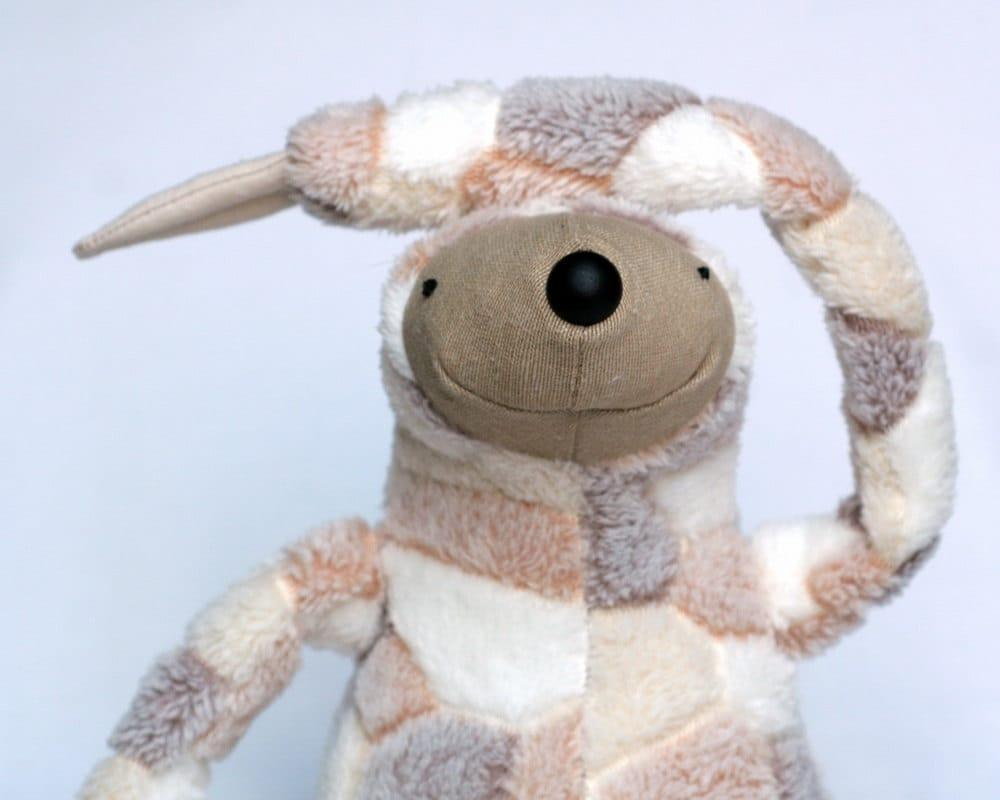 Stuffed Animal Toys : Lazy sloth stuffed animal toy for children