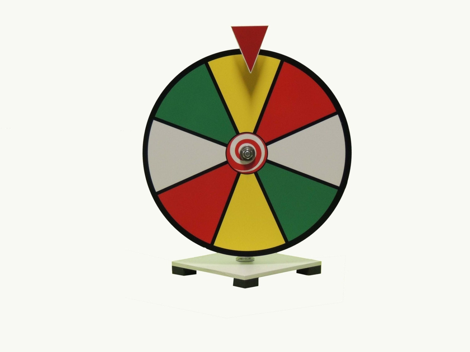 spin it game 12 inch dry erase prize wheel made in by intrigues. Black Bedroom Furniture Sets. Home Design Ideas