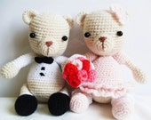 PATTERN : Teddy Couple