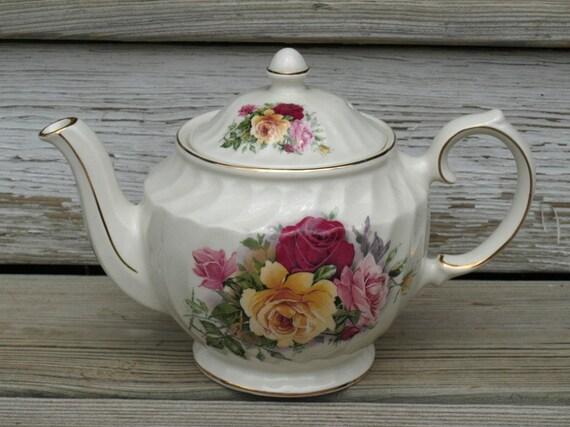 Vintage Windsor Teapot England