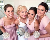 "Bridesmaids Custom ""Infinity"" Dresses"