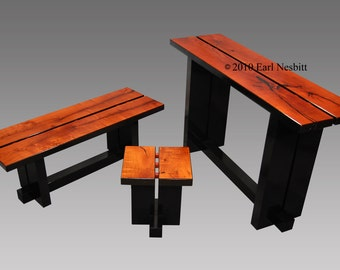 Accent Tables, Console Table, End Table