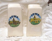 Iowa Hawkeye State Souvenir Shakers