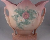 RESERVED FOR LAURA  Hull Art Vase Wild Flower Design