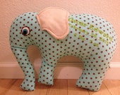 elephantastic: Huge elephant, pillow, decoration, lovely, cuddly toy, choose a design, choose an individual style