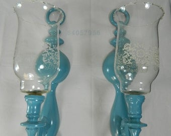 Popular items for candle sconce wall on Etsy