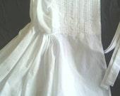 Ladies Soft Corded Sun Bonnet Civil War Lawn Fabric