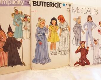 Vintage Patterns Halloween Costumes
