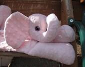 Elephant STUFFED ANIMAL Sewing Pattern - Digital Download