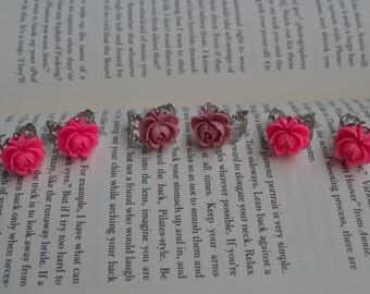Vintage Style Cabochon Rings
