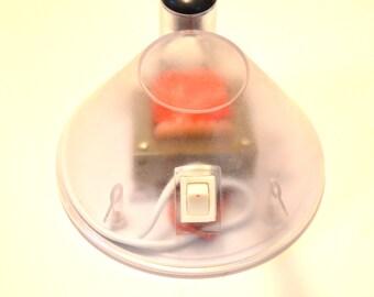 Clear Acrylic Desk Lamp
