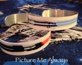 Lightsaber Cuff Bracelet