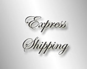 US Express Shipping Upgrade