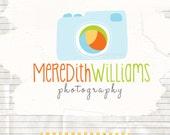 Unique photographer logo and watermark photography branding