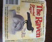 The Raven Special Lager Natural Stone Coaster