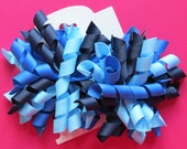 Hair Bow Set - True Blue Korkers