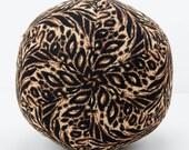 Decorative Throw Pillow- Throw Pillow- The Cheetah- by beckyzimmdesign