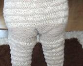 Wool Diaper Cover Woolie Shortie Longie Size X- Large