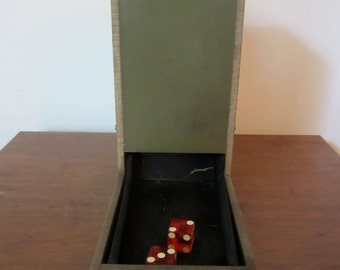 Vintage Dice Tower