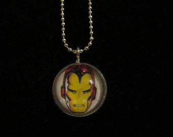 Iron Man Pendant