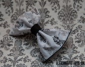 Motionless In White Hair Bow