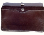 Wallet West Germany leather wallet by Creation Esquire