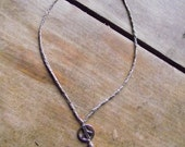 Runic necklace for Earth connection, joy, dream and peace ..