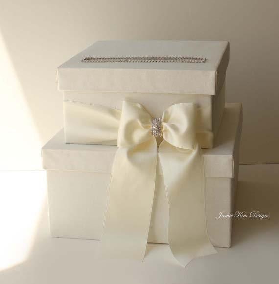Wedding Card box, Money Box, Card Holder -  (Custom Made to Order)
