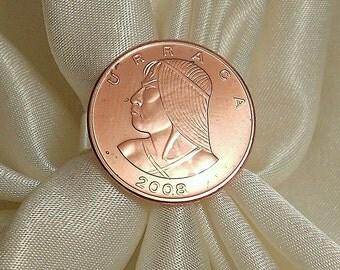 Panama Coin Ring 2008