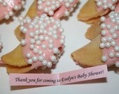 custom message fortune cookies