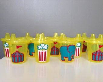 Sippy Cup Party Favors