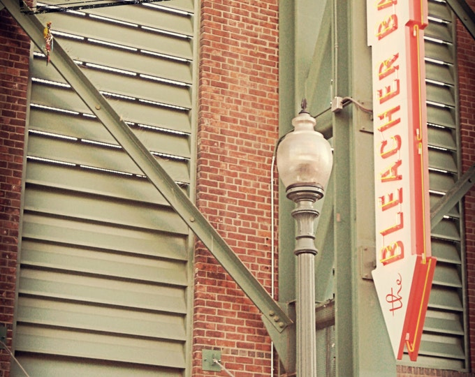 The Bleacher Bar Boston Photograph - available in 4 sizes