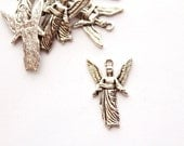 Archangel Uriel - 5 Charms - First Communion, Baptism, Confirmation, Christmas Favor, Gift